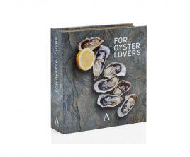 Set gourmet para amantes de las ostras portada estuche